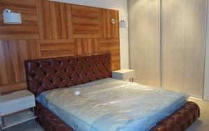 Спальня. Квартира по улице Вышгородской