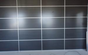 Стеновые панели. Офис г.Бровары