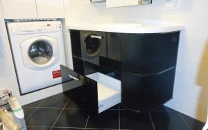 Ванная комната. Квартира в Соломенском районе