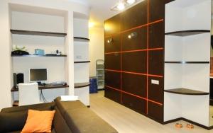 Гостиная. Квартира в Соломенском районе