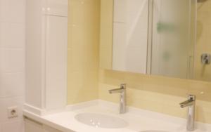 Ванная комната. Квартира 2 ЖК Комфорт Таун