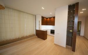 Кухня. Квартира 2 ЖК Комфорт Таун