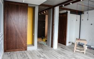 Двери и арки. Квартира 3 ЖК Комфорт Таун