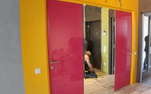 Двери. Квартира 3 ЖК Комфорт Таун