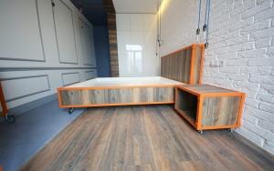 Спальня. Квартира 3 ЖК Комфорт Таун