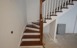 Лестница. Квартира ЖК Комфорт Таун