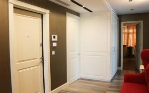 Двери. Квартира ЖК Централ Парк по ул.Кудри 7