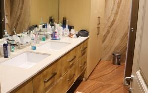Ванная комната. Квартира ЖК Централ Парк по ул.Кудри 7