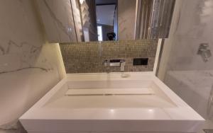 Ванная комната. Квартира ЖК Липинки