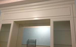 Ванная комната. Загородный дом 3 Шлюз