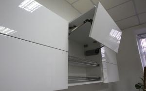 Кухня. Выставка в офисном салоне