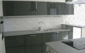 Кухня. Квартира ЖК Паркове мiсто