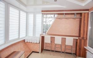Балкон. Квартира 2 ЖК Паркове мiсто