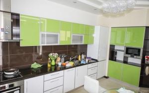 Кухня. Квартира 2 ЖК Паркове мiсто