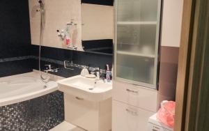Ванная комната. Квартира 2 ЖК Паркове мiсто