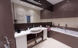 Ванная комната. Квартира 3 ЖК Паркове місто