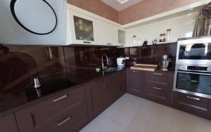 Кухня. Квартира 3 ЖК Паркове місто