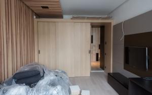 Шкафы и стенки. Квартира на ул.Красноармейская, г.Киев
