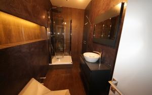 Ванная комната. Квартира на Позняках